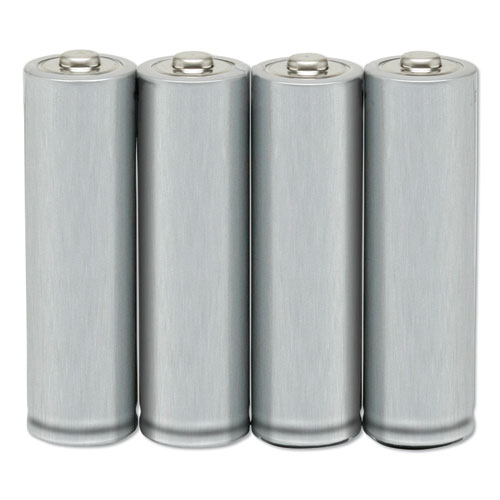 6135014470950, Alkaline AA Batteries, 4/Pack