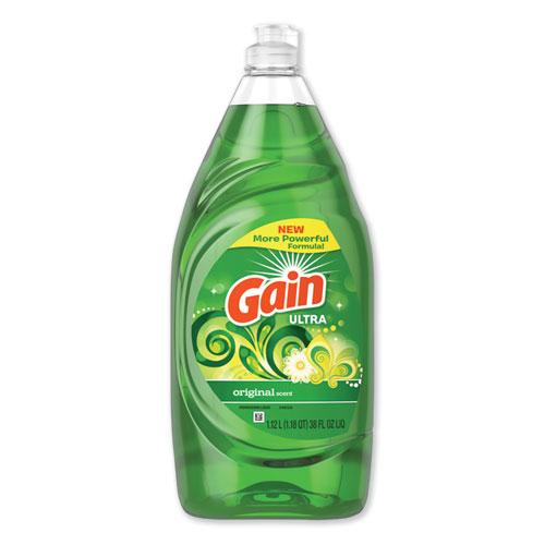 Gain® Dishwashing Liquid, Gain Original, 38 oz Bottle