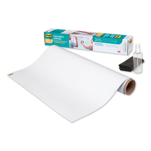 Flex Write Surface, 50 ft x 48, White