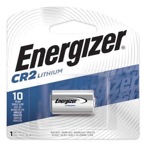 Energizer® CR2 Lithium Photo Battery, 3V