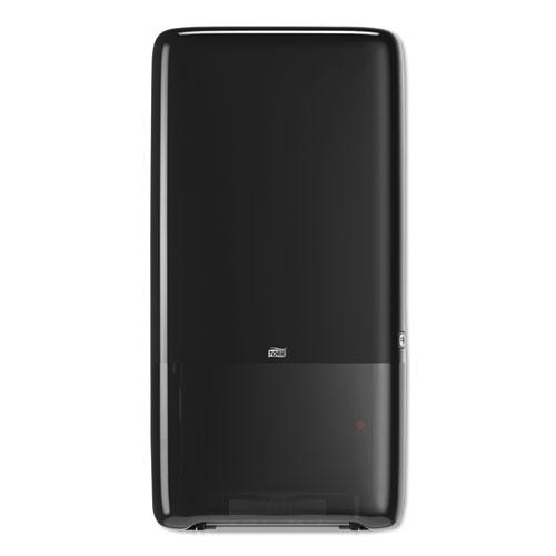 Tork® PeakServe Continuous Hand Towel Dispenser, 14.57 x 3.98 x 28.74, Black