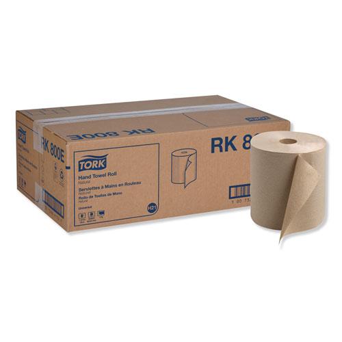 "Tork® Universal Hardwound Roll Towel, 7.88"" x 800 ft, Natural, 6/Carton"