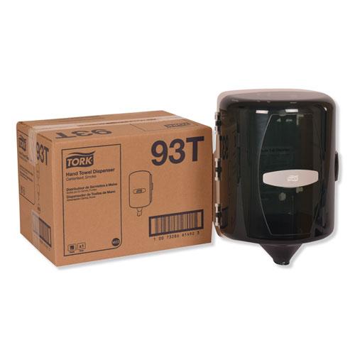 Tork® Centerfeed Hand Towel Dispenser, 10.13 x 10 x 12.75, Smoke