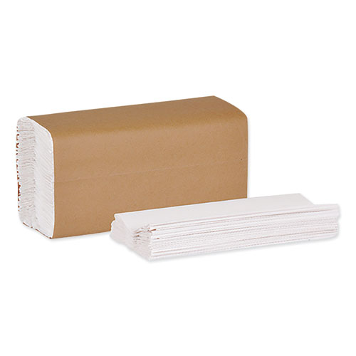 Tork® C-Fold Hand Towel, 1-Ply, 10.13 x 12.75, Natural White, 150/Pack, 16 Packs/Carton
