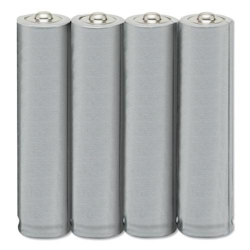 6135014468308, SKILCRAFT Alkaline AAA Batteries, 4/Pack