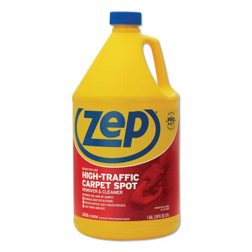 High Traffic Carpet Cleaner, 128 oz Bottle