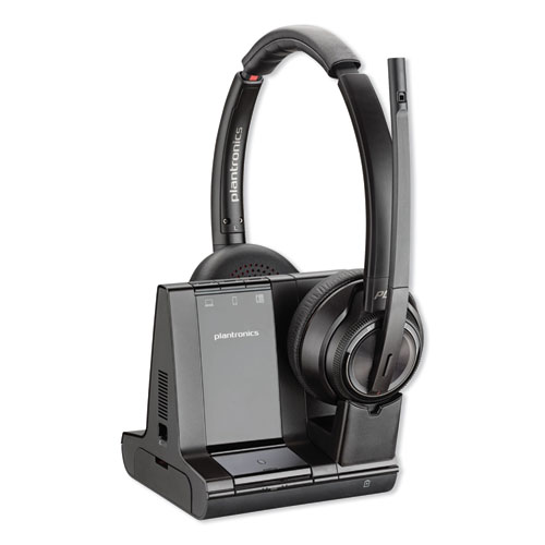 Savi W8220 Binaural Over-the-Head Headset