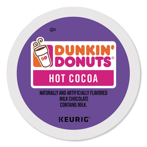 Milk Chocolate Hot Cocoa K-Cup Pods, 24/Box