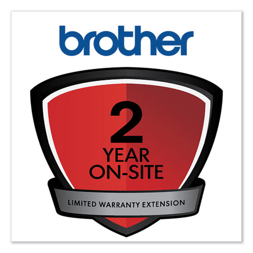 Onsite 2-Year Warranty Extension for Select DCP/FAX/HL/MFC Series