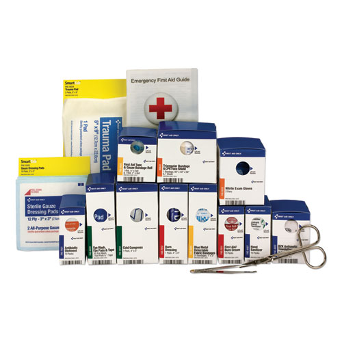 Medium Metal SmartCompliance Food Service Refill Pack, 94 Pieces
