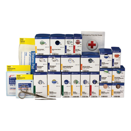 Large SmartCompliance ANSI Class A Refill Pack, 202 Pieces
