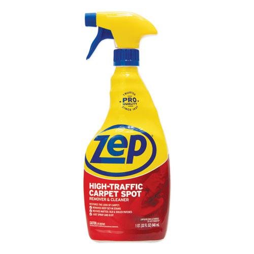 Zep Commercial® High Traffic Carpet Cleaner, 32 oz Spray Bottle