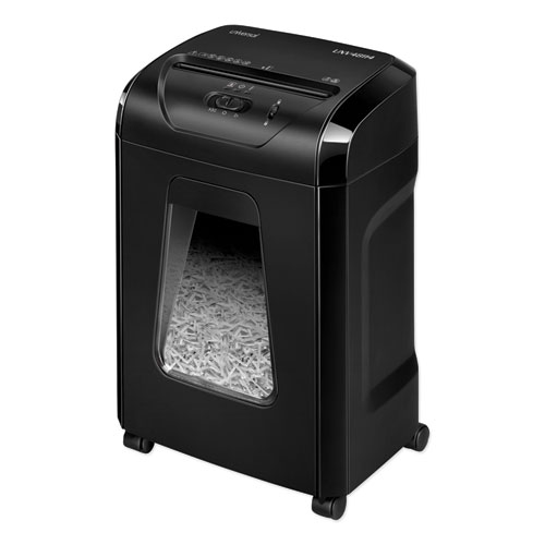 Medium-Duty Cross-Cut Shredder, 14 Sheet Capacity