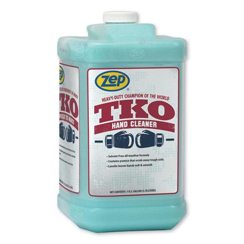 TKO Hand Cleaner, Lemon Lime Scent, 1 gal Bottle, 4/Carton