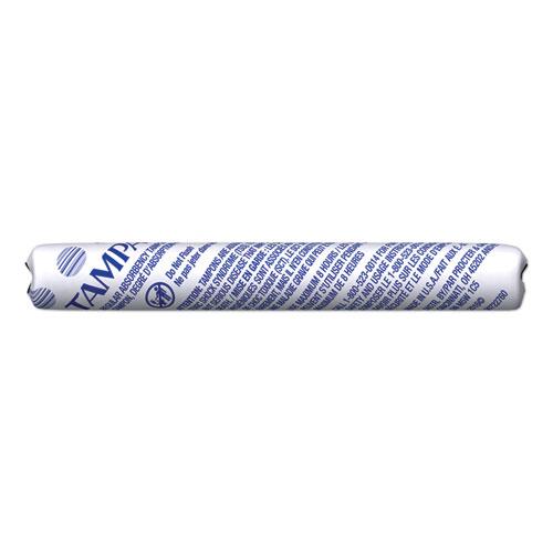 Tampax® Tampons for Vending, Original, Regular Absorbency, 500/Carton
