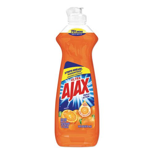 Dish Detergent, Orange Scent, 14 oz Bottle, 20/Carton