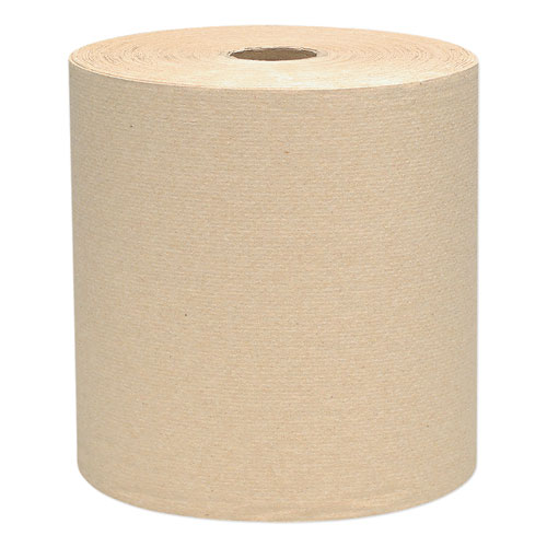 "Scott® Essential Hard Roll Towel, 1.5"" Core, 8 x 800ft, White, 12 Rolls/Carton"
