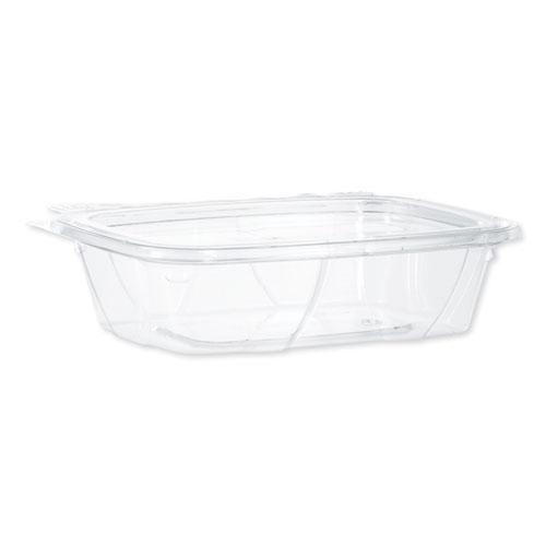 Tamper-Resistant, Tamper-Evident Bowls, 20 oz, Clear, 200/Carton