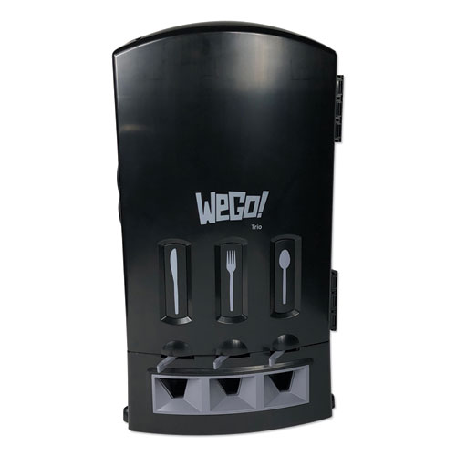 Dispenser, 13.39 x 15.75 x 23.62 Black