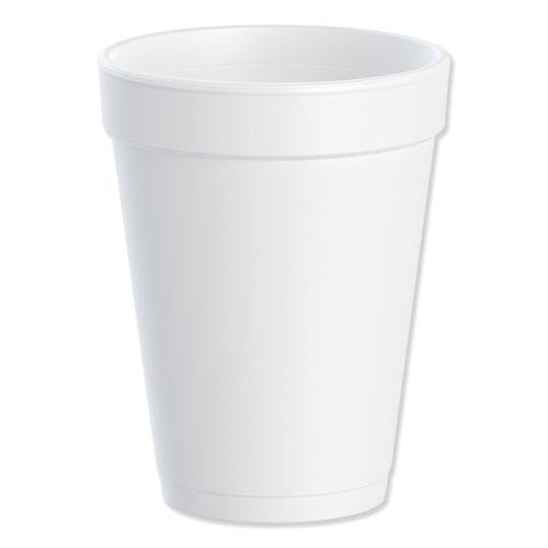 Foam Drink Drink, 14oz, White, 1000/Carton