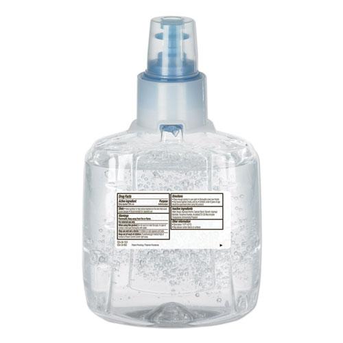 Green Certified Advanced Refreshing Gel Hand Sanitizer, For LTX-12, 1,200 mL, Fragrance-Free