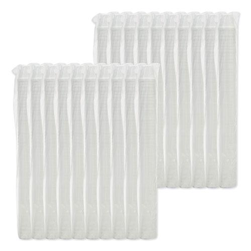 Foam Drink Cups, 4oz, 25/Bag, 40 Bags/Carton