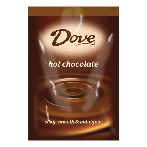 FLAVIA Hot Chocolate Freshpacks, Milk Chocolate, 0.66 oz FreshPack, 72 Packets/Carton