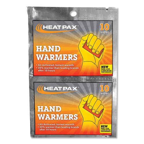 OccuNomix® Hot Rods Hand Warmers, 10/Pack