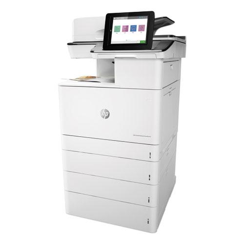 Color LaserJet Enterprise Flow MFP M776z, Copy/Fax/Print/Scan