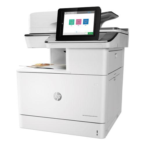 Color LaserJet Enterprise Flow MFP M776dn, Copy/Print/Scan