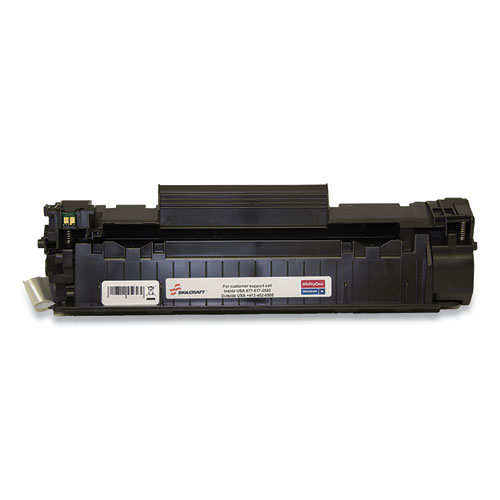 7510016834144 Remanufactured CE505X  (05X) High-Yield Toner, 6,500 Page-Yield, Black