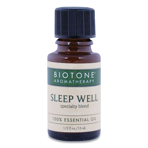 Sleep Well Essential Oil,  0.5 oz Bottle, Woodsy Scent