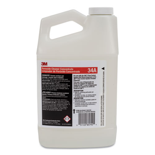 Peroxide Cleaner Concentrate, 0.5 gal, 4/Carton