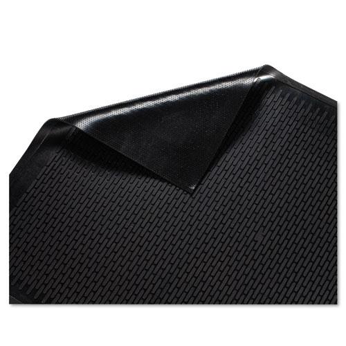mll14030500 guardian clean step outdoor rubber scraper mat. Black Bedroom Furniture Sets. Home Design Ideas