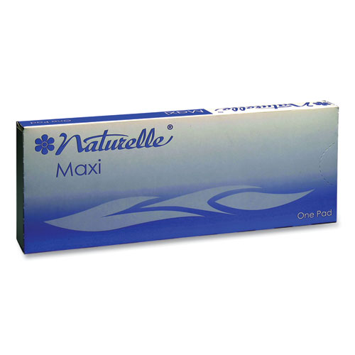 Naturelle Maxi Pads, 8 Ultra Thin, 250 Individually Wrapped/Carton