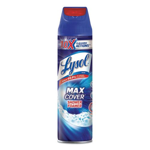 Max Foamer Bathroom Cleaner, Fresh Scent, 19 oz Aerosol