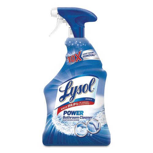 Disinfectant Bathroom Cleaners, Liquid, 32oz Bottle