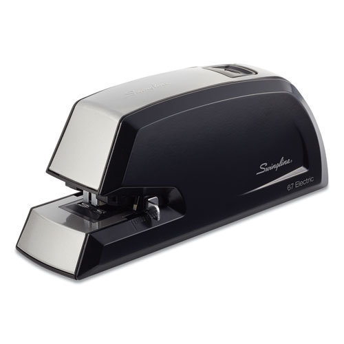 Commercial Electric Stapler, 20-Sheet Capacity, Black