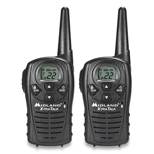 LXT118VP Two-Way Radio, 22 Channels