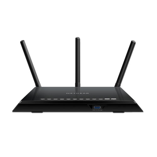AC1750 Smart Wi-Fi Router, 5 Ports, Dual-Band 2.4 GHz/5 GHz