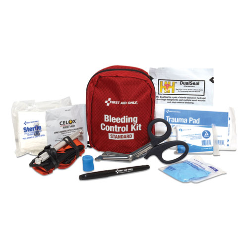 Bleeding Control Kit - Texas Mandate, 8.5 x 10.75 x 11.5