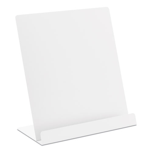 Tablet Stand or iPads and Tablets, Aluminum, White