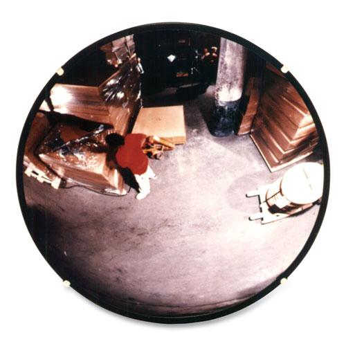 """160 degree Convex Security Mirror, 26"""" Diameter"""