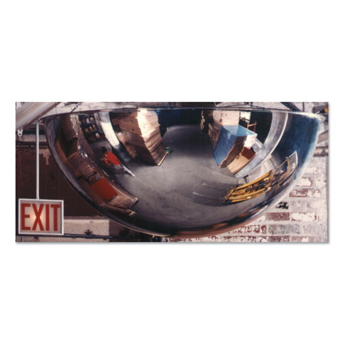 Full Dome Convex Security Mirror, 18 Diameter