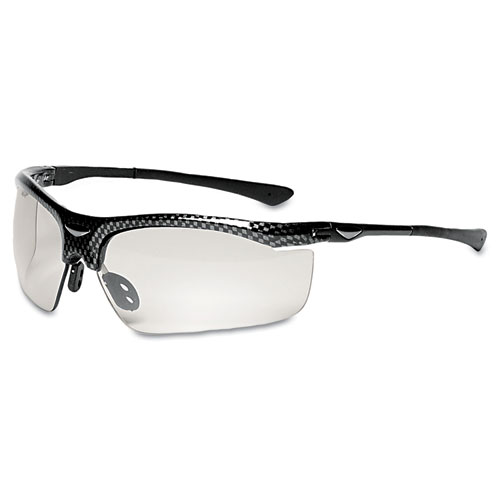 SmartLens Safety Glasses, Photochromatic Lens, Clear Frame