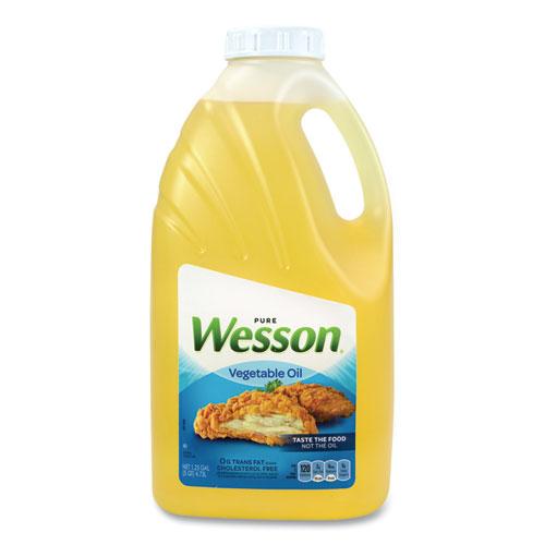 Vegetable Oil, 1.25 gal Bottle, Delivered in 1-4 Business Days