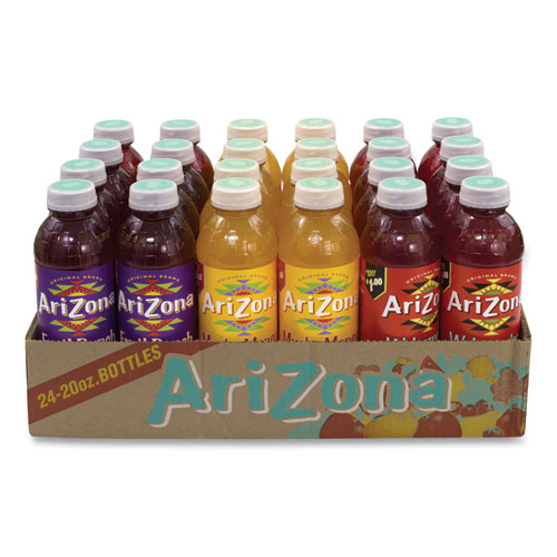 Juice Variety Pack, Fruit Punch/Mucho Mango/Watermelon, 20 oz Can, 24/Pack, Free Delivery in 1-4 Business Days