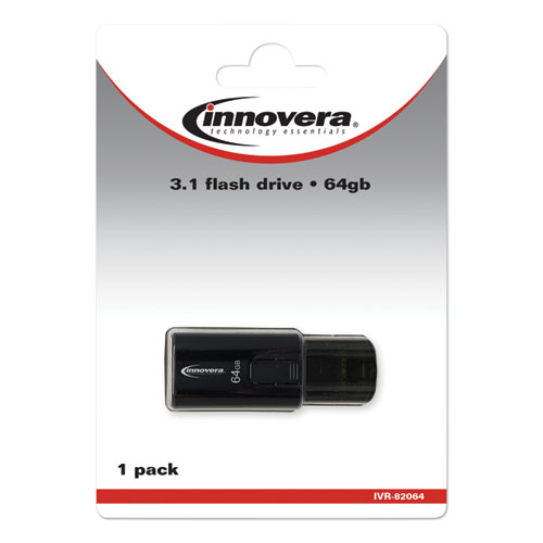USB 3.0 Flash Drive, 64 GB,