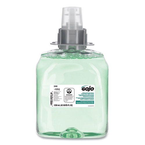 Luxury Foam Hair  Body Wash, 1250mL Refill, Cucumber Melon Scent