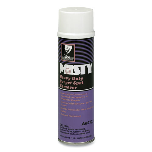 Heavy-Duty Carpet Spot Remover, 20 oz. Aerosol Can